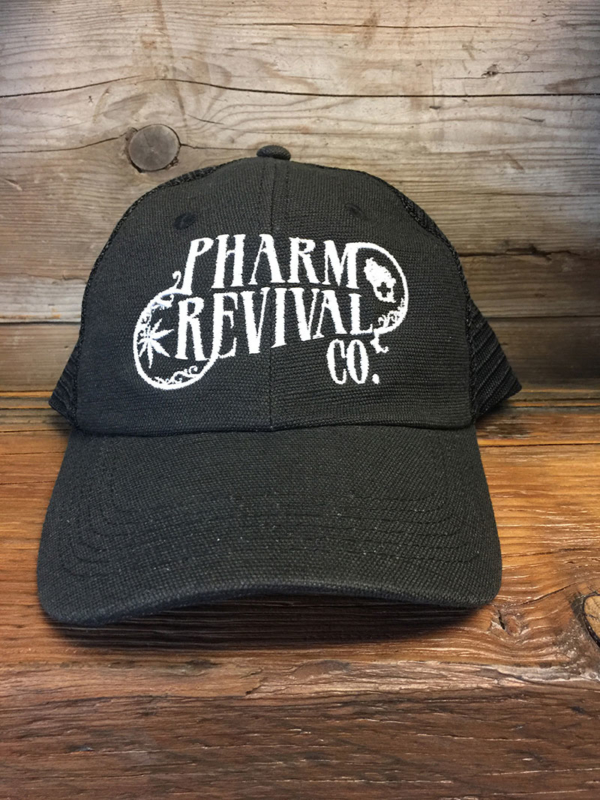 Pharm Revival Hemp Hat