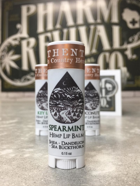 Spearmint Hemp Lip Balm