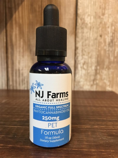 250mg CBD Oil for Pets