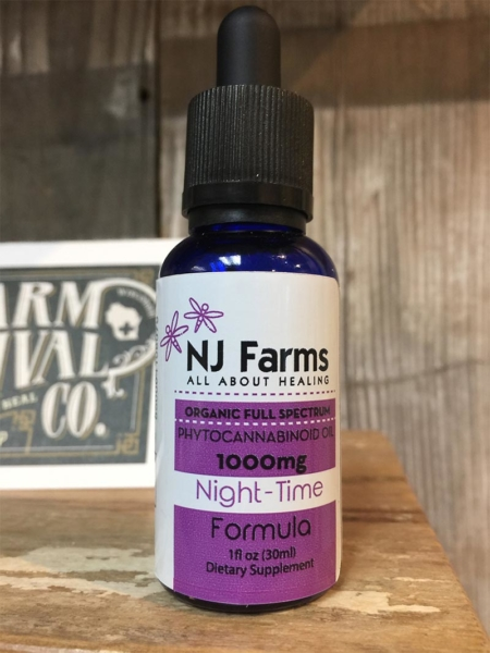 1000mg Night Time CBD Oil