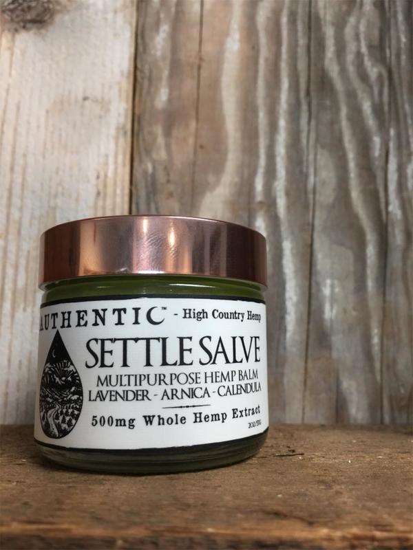 Settle Salve Multipurpose Balm with Lavender