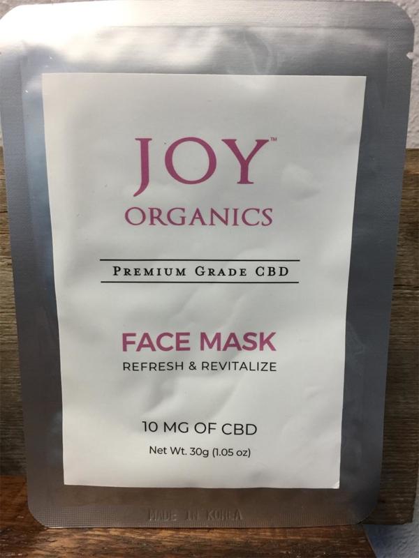 Premium Grade CBD Face Mask