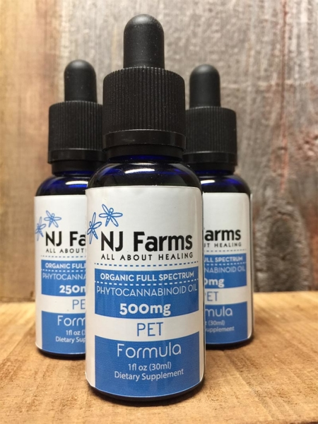 500mg CBD Oil for Pets
