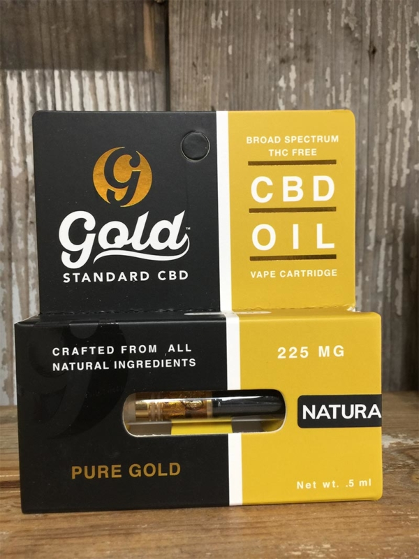Natural Flavored Vape Cartridge
