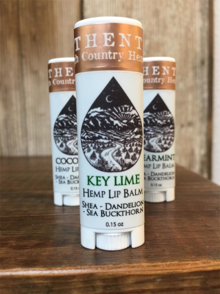 Key Lime Hemp Lip Balm